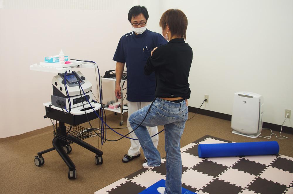 患者様一人ひとりの徹底的に向き合い、全力で治療します。